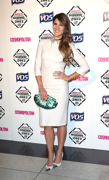 Amanda Byram Cocktail Dress