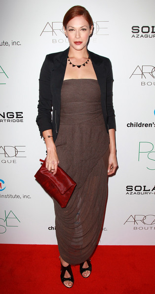 Amanda Righetti Strappy Sandals