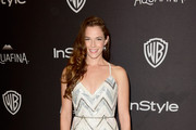 Amanda Righetti Sequin Dress