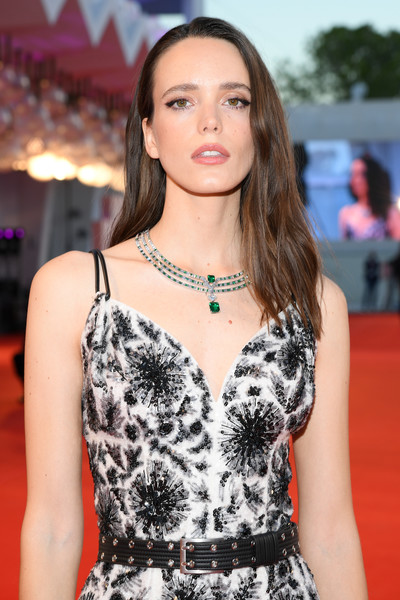 More Pics of Stacy Martin Pumps (5 of 74) - Stacy Martin Lookbook - StyleBistro [hair,hair,clothing,fashion model,hairstyle,red carpet,premiere,beauty,fashion,dress,long hair,stacy martin,long hair,fashion,carpet,brown hair,venice,italy,red carpet - the 77th venice film festival,amants at the 77th venice film festival at,long hair,brown hair,carpet,fashion,hair,model,brown,lady m cake boutique,beauty.m,02pd - circolo del partito democratico di milano]