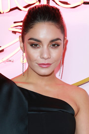Vanessa Hudgens pulled her hair back into a classic bun for the Amazon Prime Video post-Emmy party.