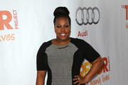 Amber Riley Cocktail Dress