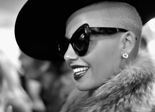 Amber Rose Cateye Sunglasses