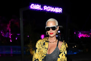 Amber Rose Oversized Jacket