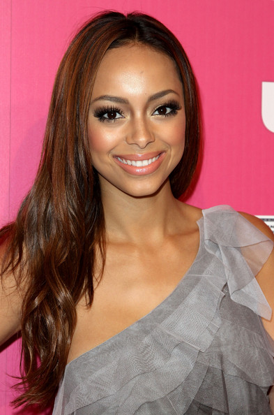 Amber Stevens Long Straight Cut