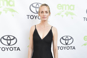 Amber Valletta Form-Fitting Dress