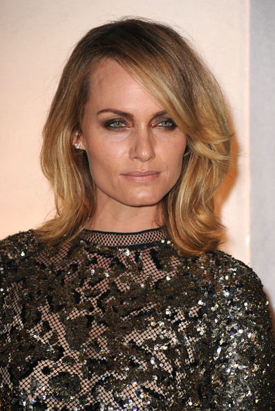 Amber Valletta Smoky Eyes
