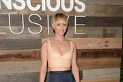 Amber Valletta Wide Leg Pants