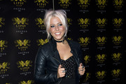 Amelia Lily Leather Jacket