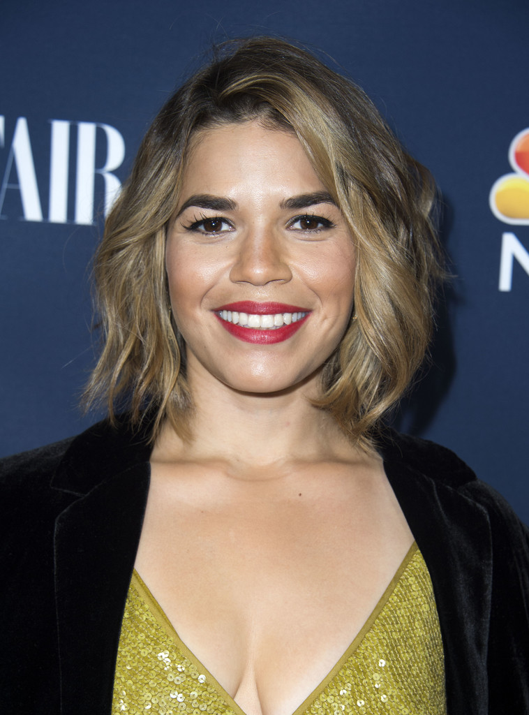 America Ferrera Red Lipstick Red Lipstick Lookbook