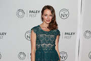 Amy Acker Cocktail Dress