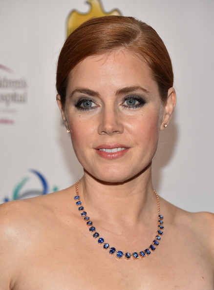 Amy Adams Gemstone Beaded Necklace