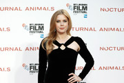 Amy Adams Cutout Dress