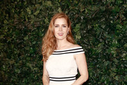 Amy Adams Printed Clutch
