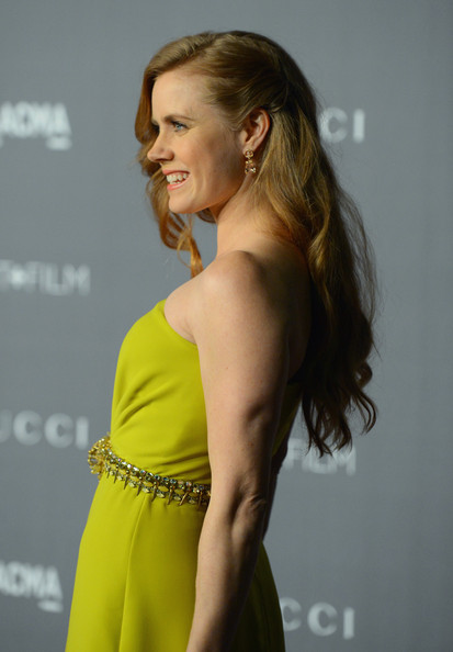 Amy Adams Half Up Half Down
