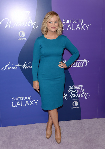 Amy Poehler Cocktail Dress