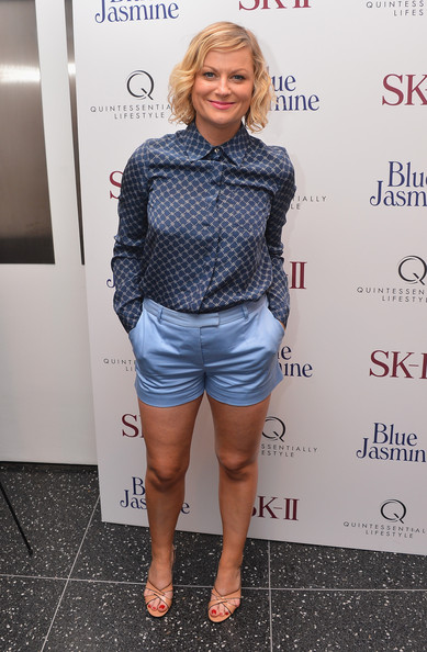 Amy Poehler Short Shorts