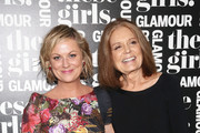 Amy Poehler Print Dress