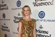 Amy Smart Sequin Dress