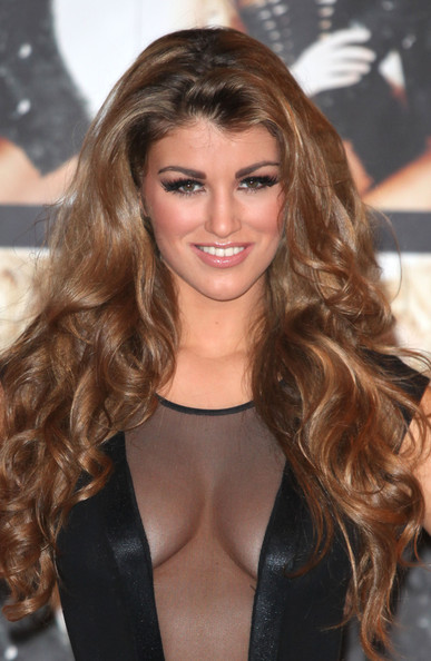 Amy Willerton Long Curls