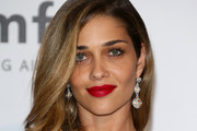 Ana Beatriz Barros Red Lipstick