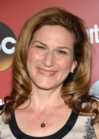 Ana Gasteyer Beauty