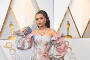Andra Day Beaded Clutch