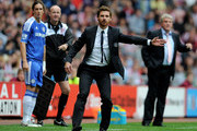 Andre Villas Boas Men's Suit