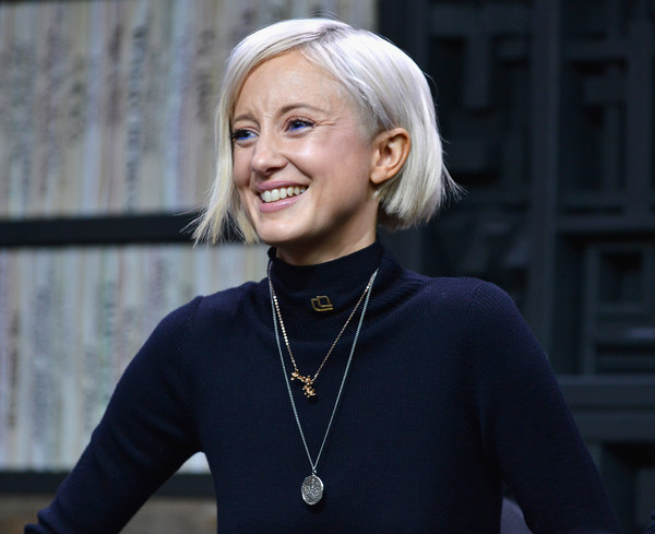 Andrea Riseborough Bob