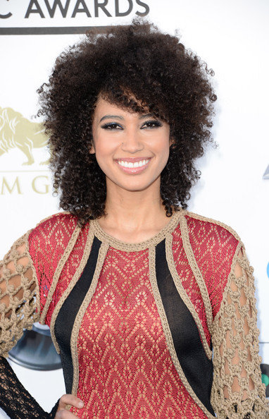 Andy Allo Hair