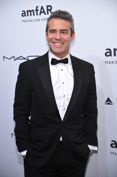 Andy Cohen Men's Suit