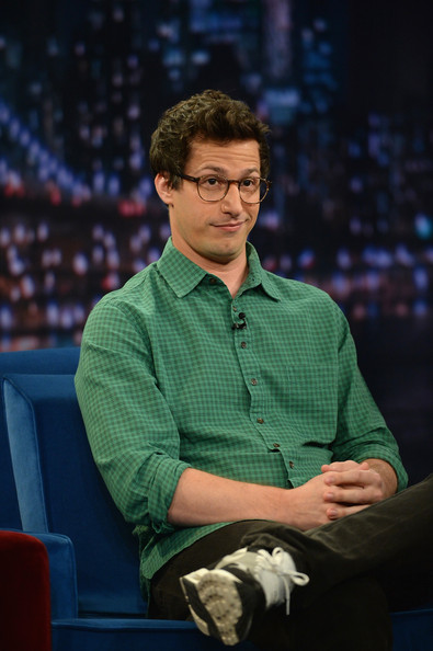 More Pics of Andy Samberg Button Down Shirt (5 of 9) - Andy Samberg Lookbook - StyleBistro