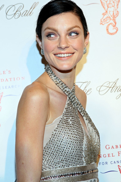 More Pics of Jessica Stam Beaded Dress (1 of 2) - Jessica Stam Lookbook - StyleBistro