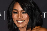 Angela Bassett Smoky Eyes