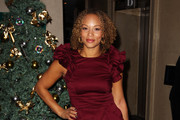 Angela Griffin Cocktail Dress