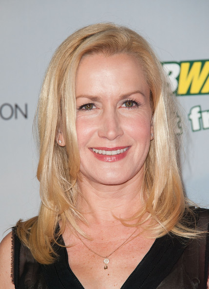 Angela Kinsey Beauty