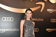 Angela Lindvall Beaded Dress