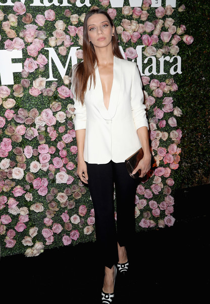 Angela Sarafyan Blazer [2017 women in film max mara face of the future award,clothing,white,pink,fashion,blazer,fashion model,shoulder,outerwear,spring,pantsuit,arrivals,angela sarafyan,max mara celebrates zoey deutch,recipient,the 2017 women in film max mara face of the future award recipient,zoey deutch,chateau marmont,los angeles,max mara celebration]