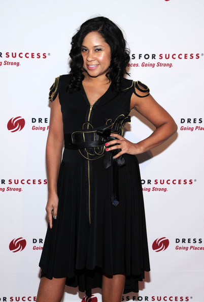 Angela Yee Cocktail Dress