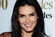 Angie Harmon Layered Cut