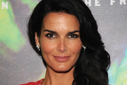 Angie Harmon Side Sweep