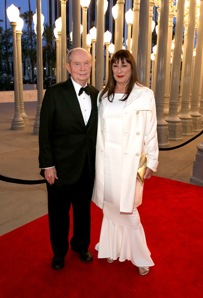 LACMA 50th Anniversary Gala Sponsored By Christies - Red Carpet