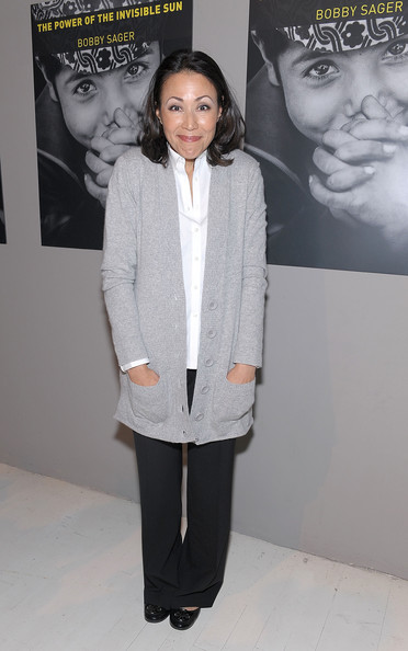 Ann Curry Cardigan