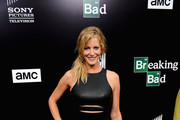 Anna Gunn Little Black Dress