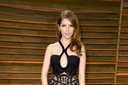 Anna Kendrick Halter Dress
