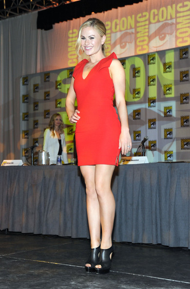 Anna Paquin Shoes