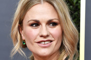 Anna Paquin Loose Ponytail