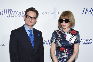 Anna Wintour Hamish Bowles The Hollywood Reporter's 35 Most Powerful People in Media 2017