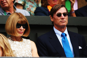 Anna Wintour Shelby Bryan Day Twelve: The Championships - Wimbledon 2014