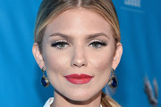 AnnaLynne McCord Red Lipstick